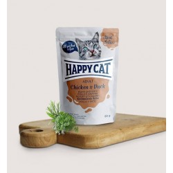 Happy Cat Vlees in Saus Kip&Eend