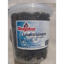 Dogstar Trainers Lam  Pot 850 ml