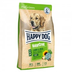 Happy Dog NaturCroq Lam + Rijst